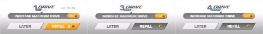 Drive Points Half
