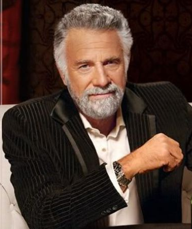 The Most Interesting Beard In The World