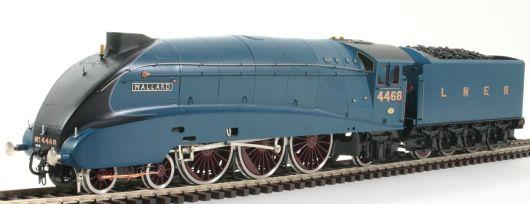 Mallard-model-engine